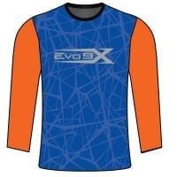 LACROSSE LONG SLEEVE SHOOTING SHIRT