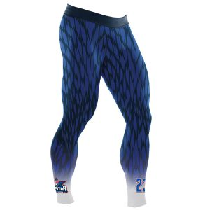 Custom Compression Lacrosse Tights